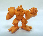 Prototype-3d cartoon model toys